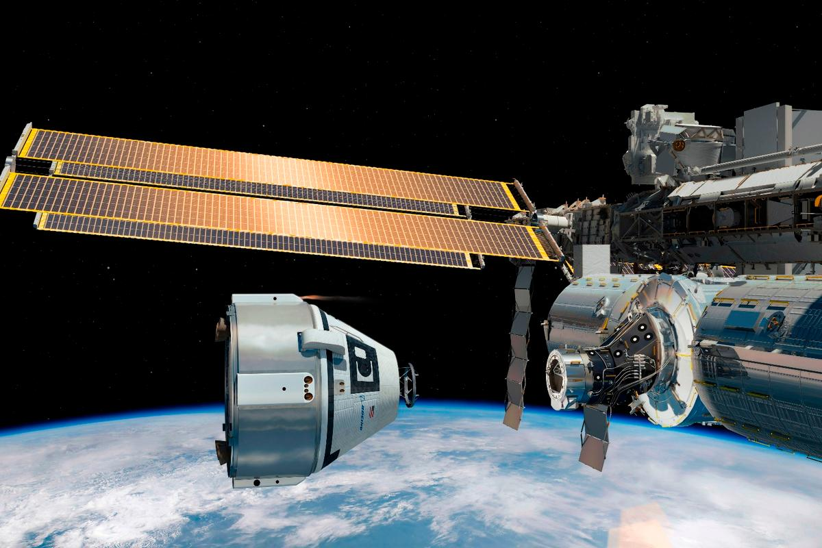 Boeing has been awarded the first-ever contract for a private manned space mission