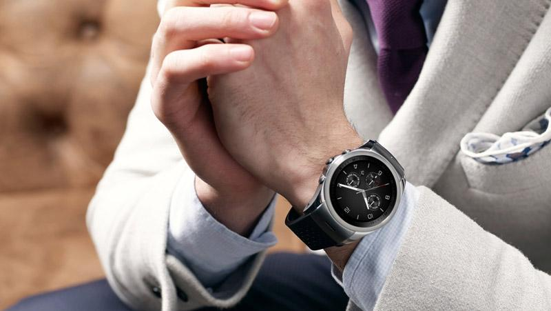The LG Watch Urbane LTE has a stylish, all-metal body ... and now standalone 4G