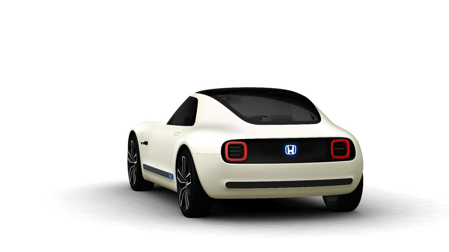 In keeping with Honda's theme for auto shows this year, the details are light and the excitement is huge