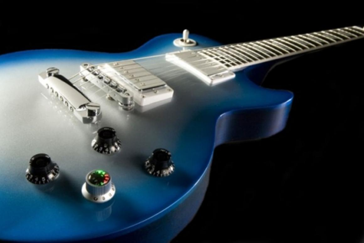 The Gibson Robot Guitar - Limited Edition