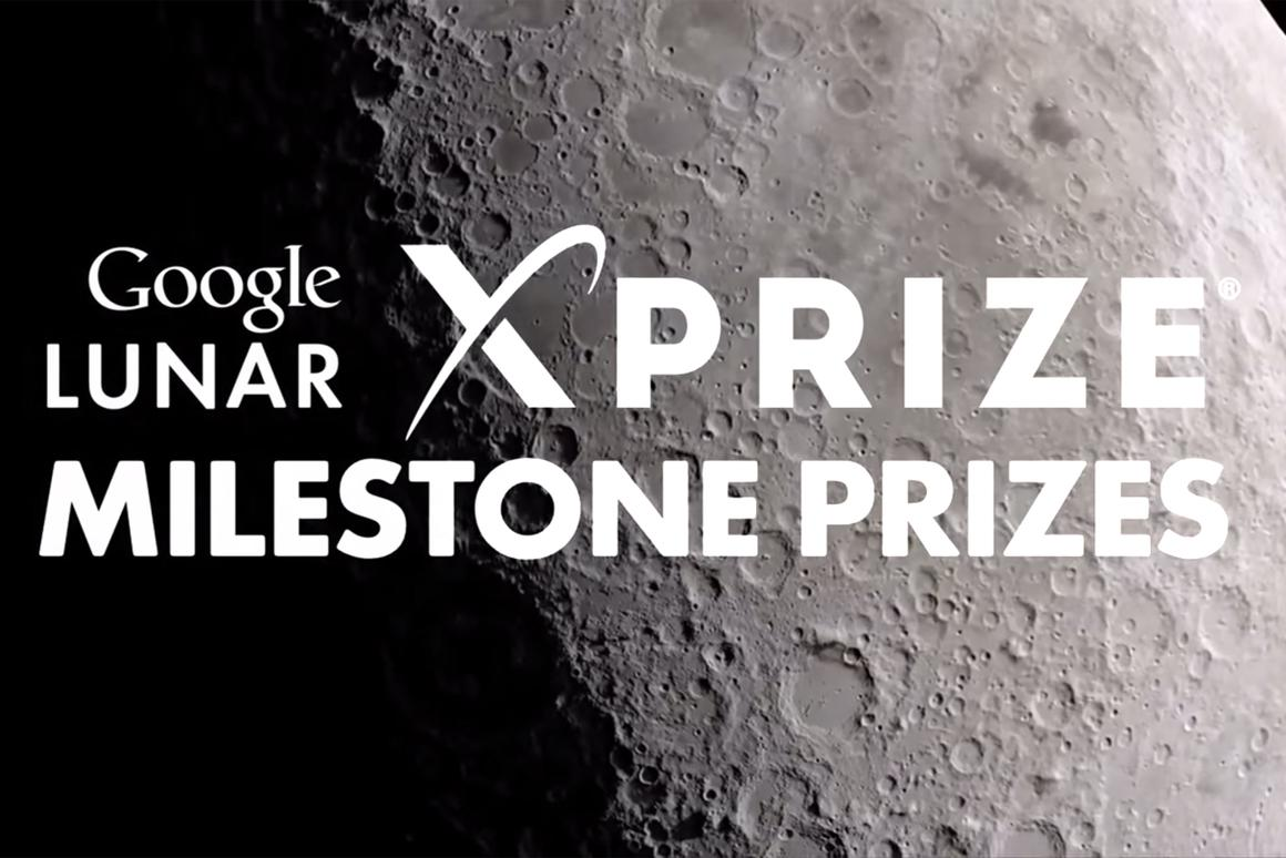 The Milestone Prizes are designed to give teams a helping hand on their journey to the Moon