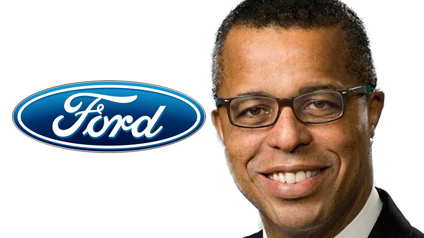 Ken Washington, Ford's new Vice President of Research and Advanced Engineering