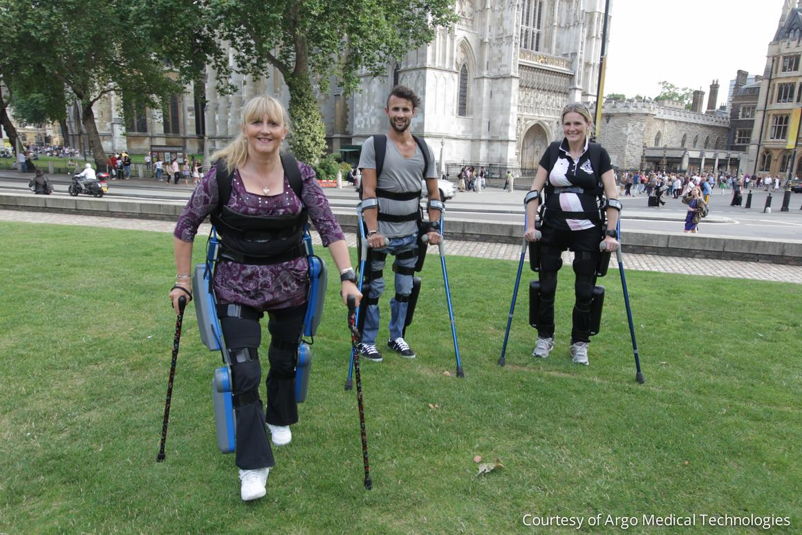 The ReWalk motorized exoskeleton, which has been available in the UK since 2012, has now been cleared by the FDA for home use in the US