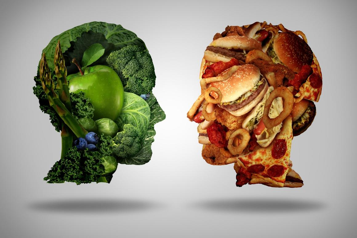 New research suggests an unhealthy diet could be making us depressed