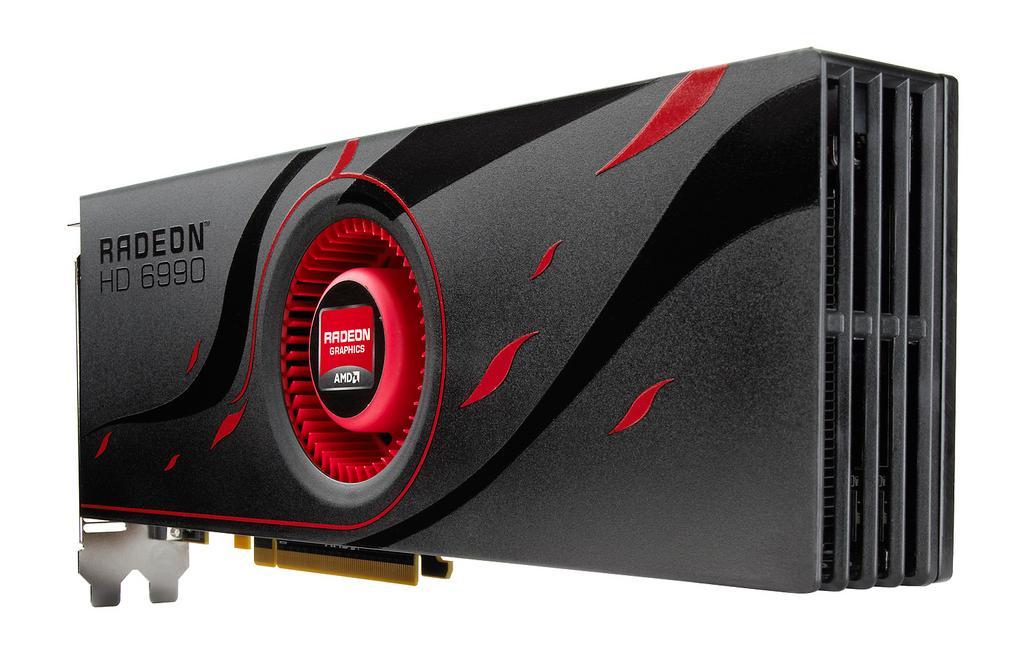 AMD's new beast of a GPU - the Radeon HD 6990