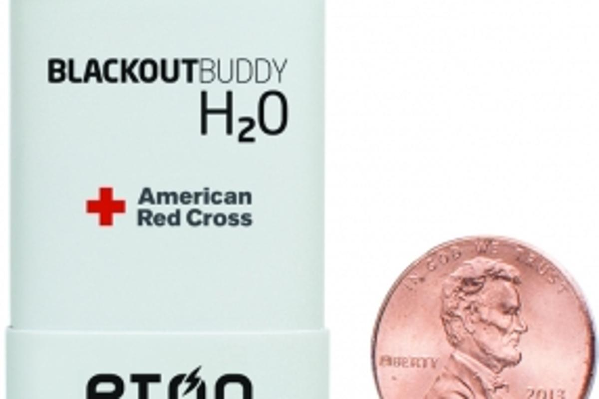 Eton's Blackout Buddy H2O is small and stowable