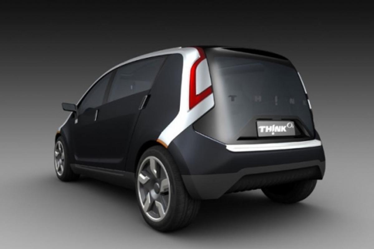 TH!NK Ox 5-seater EV concept