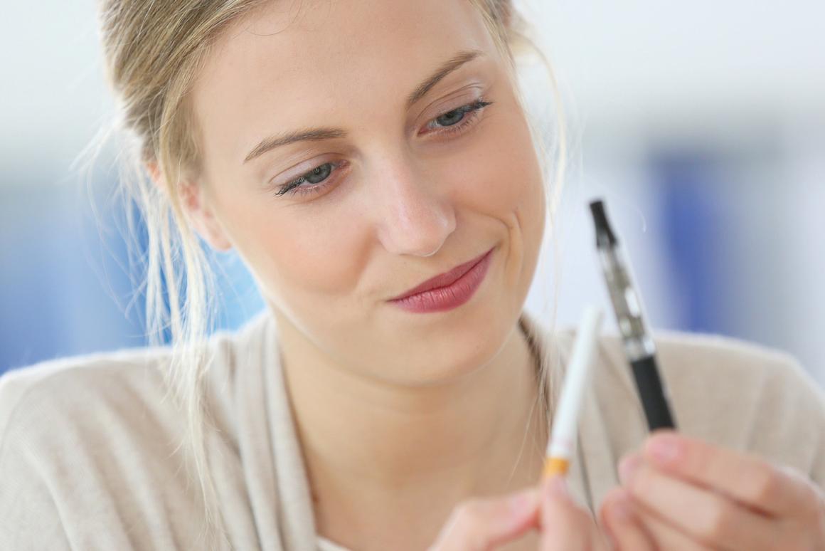 New study finds e-cig vapor contains same free radicals
