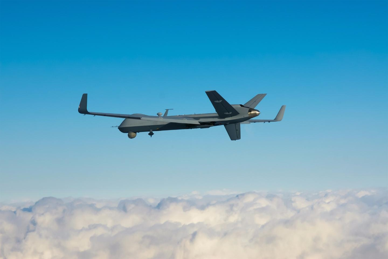 The new Predator B has set a new endurance flight record for the Predator line