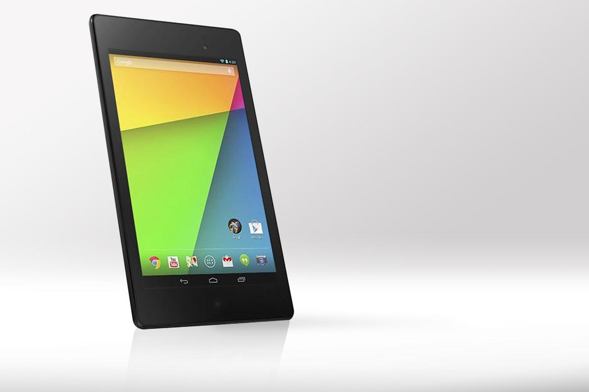 Today Google pulled back the curtain on the new Nexus 7, which features a cutting-edge 323 pixel per inch display with a light and thin build