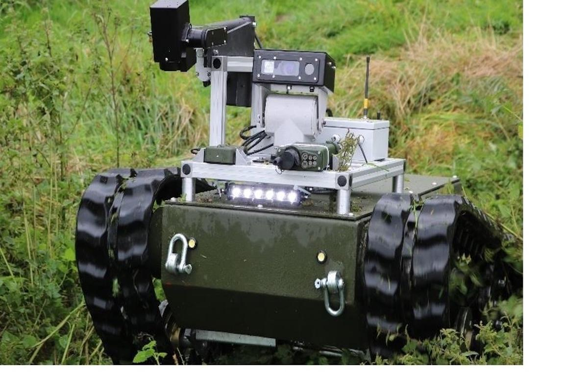 The Autonomous Warrior exercise will also include demonstration of robotic long-range and precision targeting