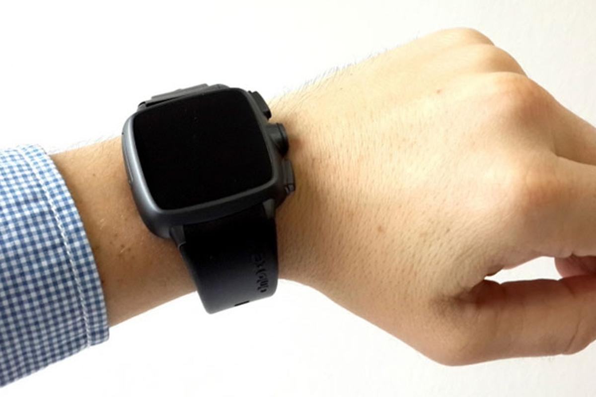 "Omate TrueSmart – a ""truly standalone"" smartwatch"