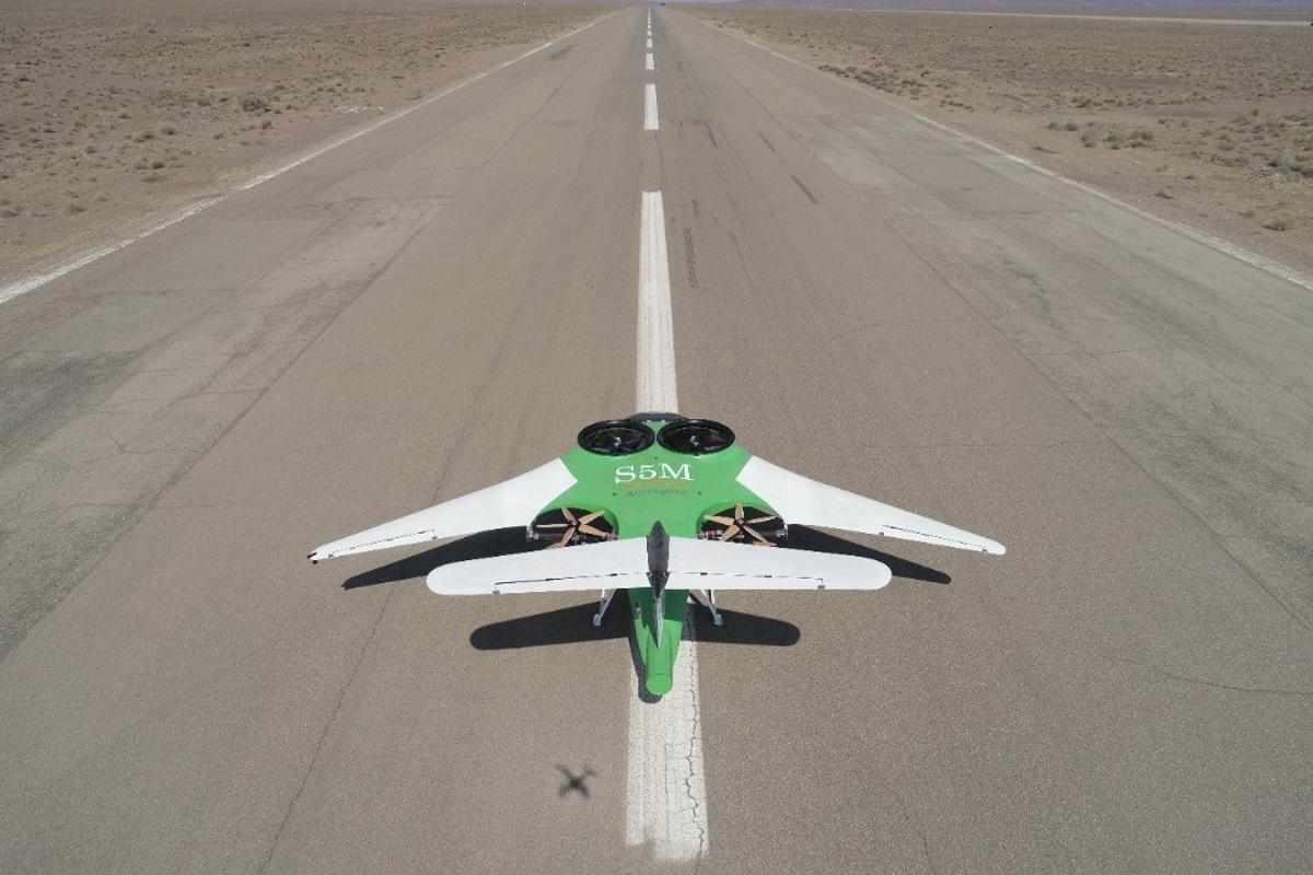 Samad Aerospace has announced a new unmanned cargo drone capable of taking 50-kg loads