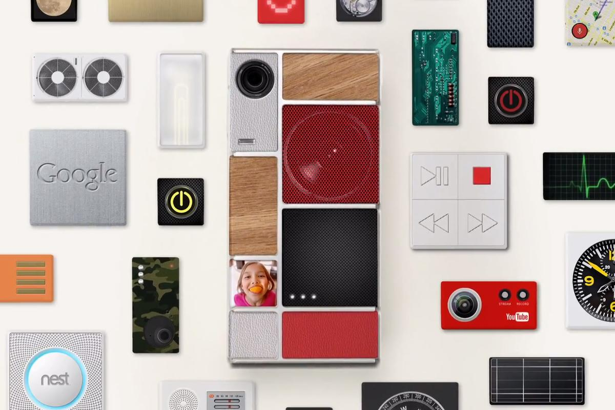 Google's Project Ara modular smartphone will go on sale in a limited trial later this year