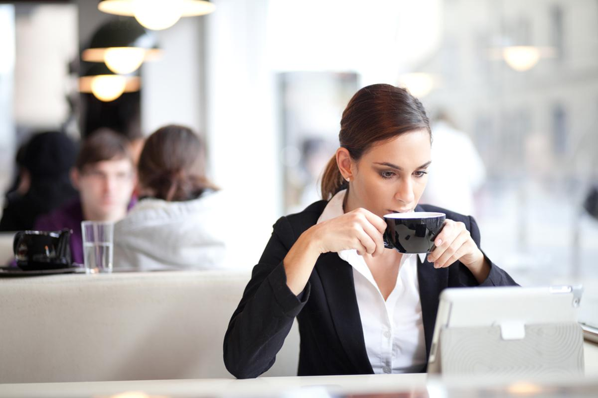 A new study carried out at Johns Hopkins University suggests that a moderate dose of caffeine may help the brain retain information (Photo: Shutterstock)
