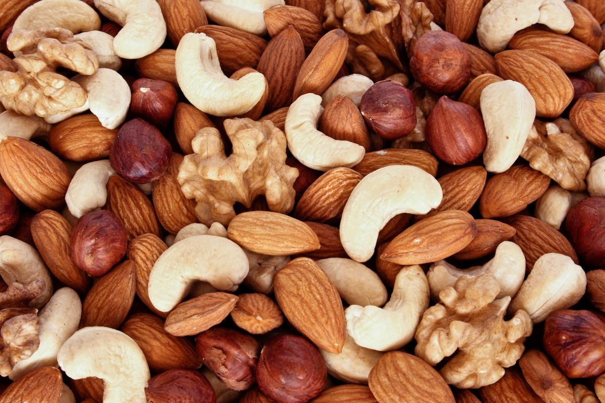A small study is suggesting eating nuts can improve the health and motility of a man's sperm