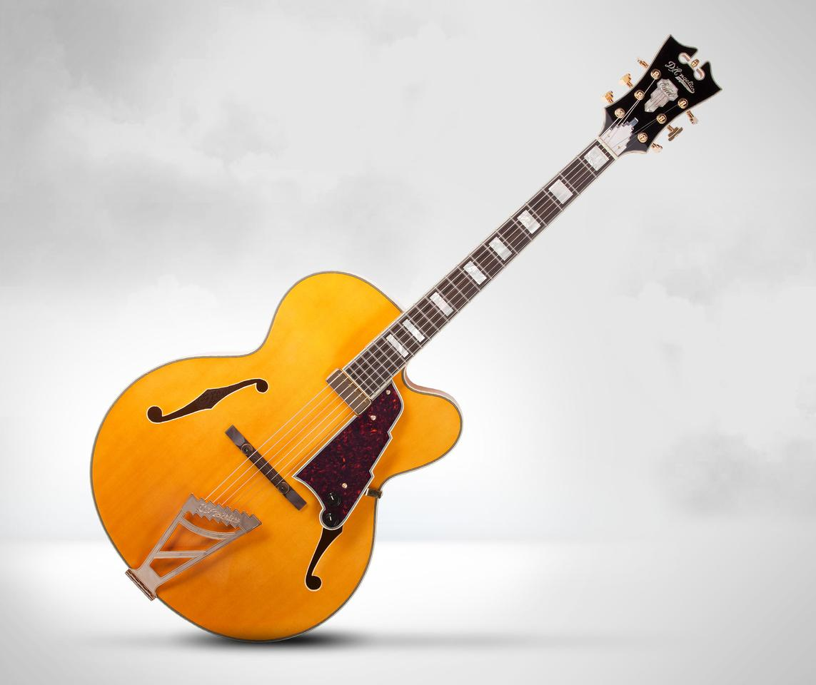 The 2013 D'Angelico EXL-1 model