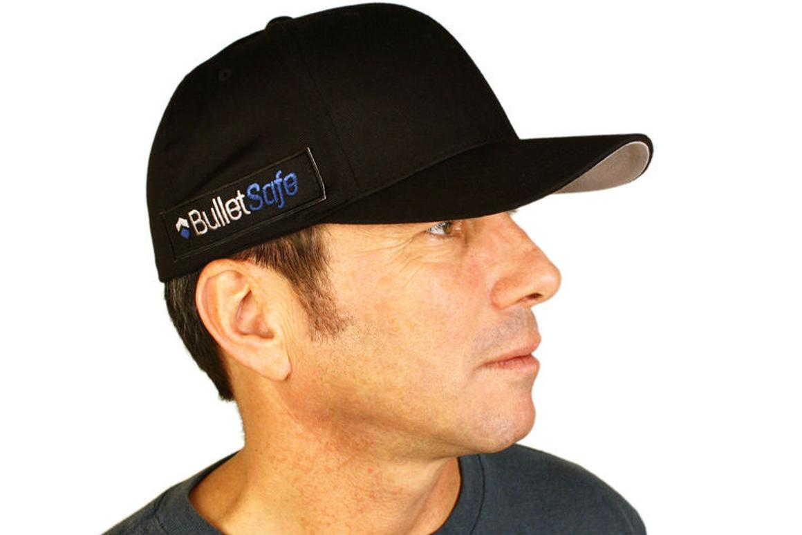 The BulletSafe Bulletproof Hat offers frontal protection in a low-key design