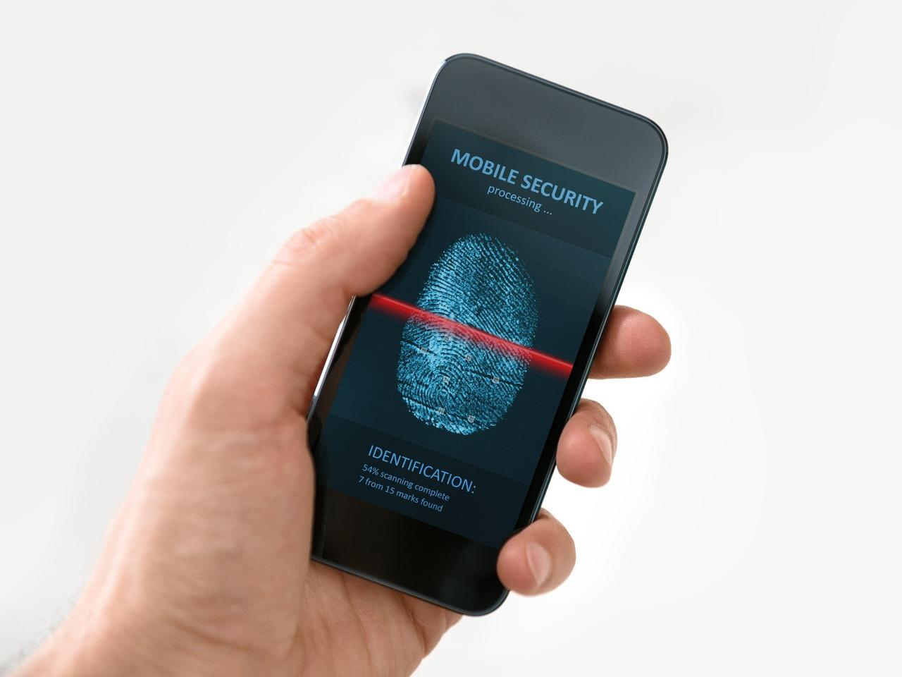 Qualcomm's new range of sensors means fingerprint scanning can now be embedded in phone displays.