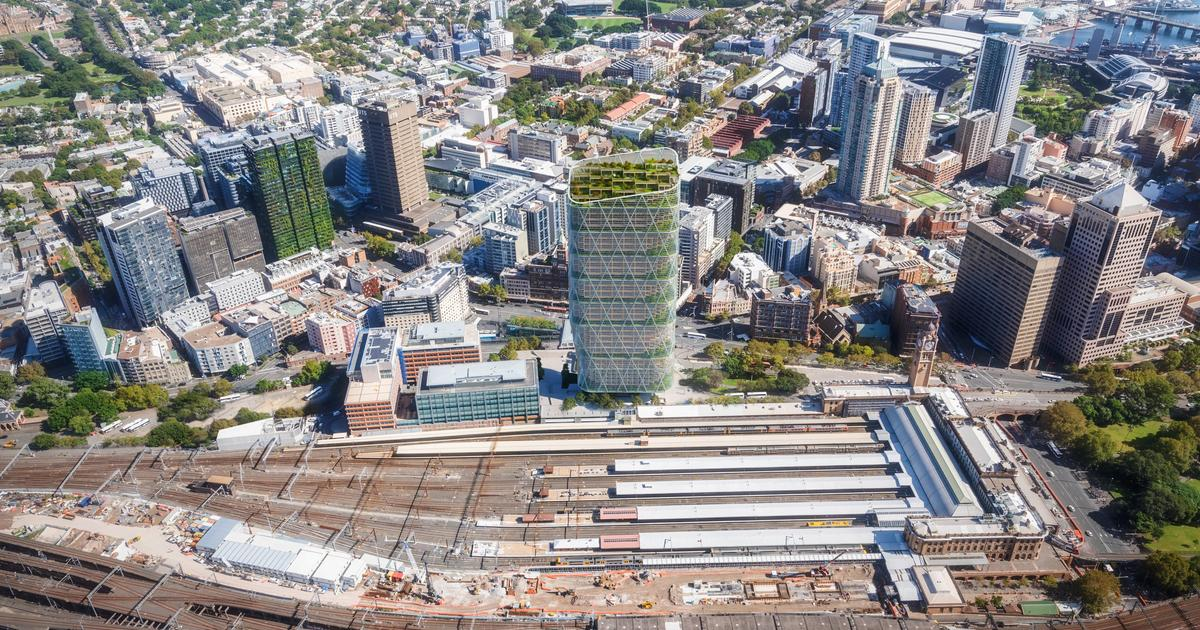 World's tallest hybrid timber tower set for Sydney