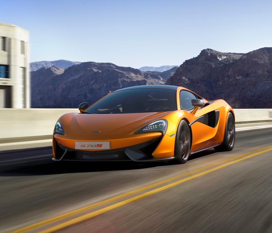McLaren has revealed full details of its new 570S Coupé