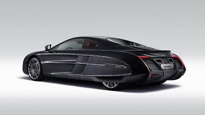 McLaren X1 customer concept car