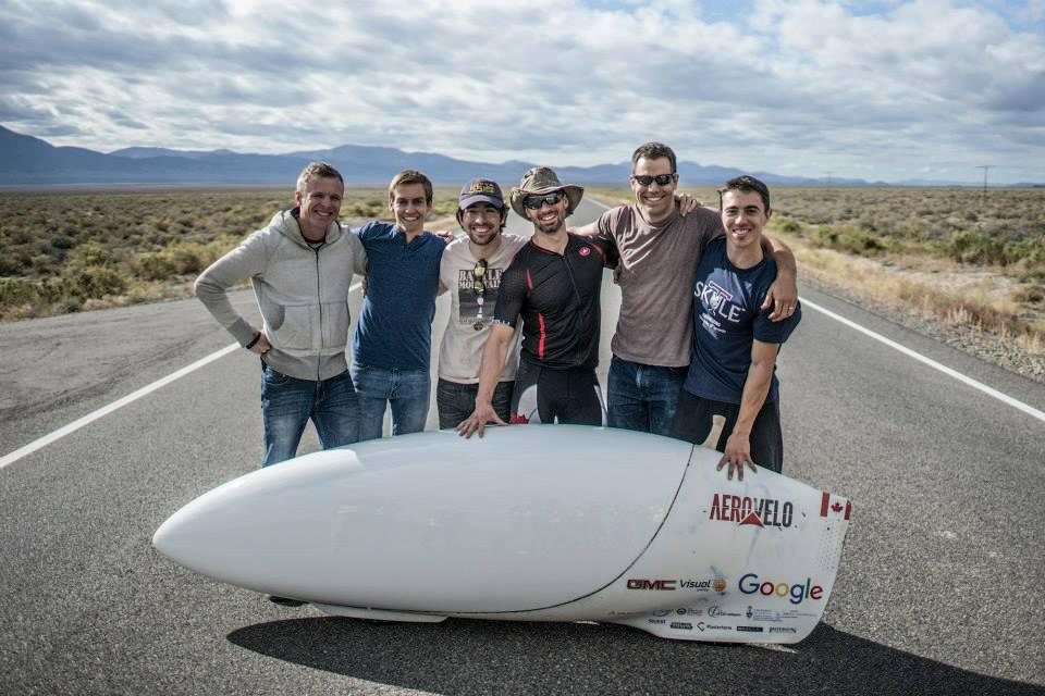 AeroVelo engineering has had this very record in their sights for some time