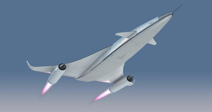 The new ammonia propulsion system uses heat exchanger technology originally developed for Reaction Engines' Skylon spaceplane