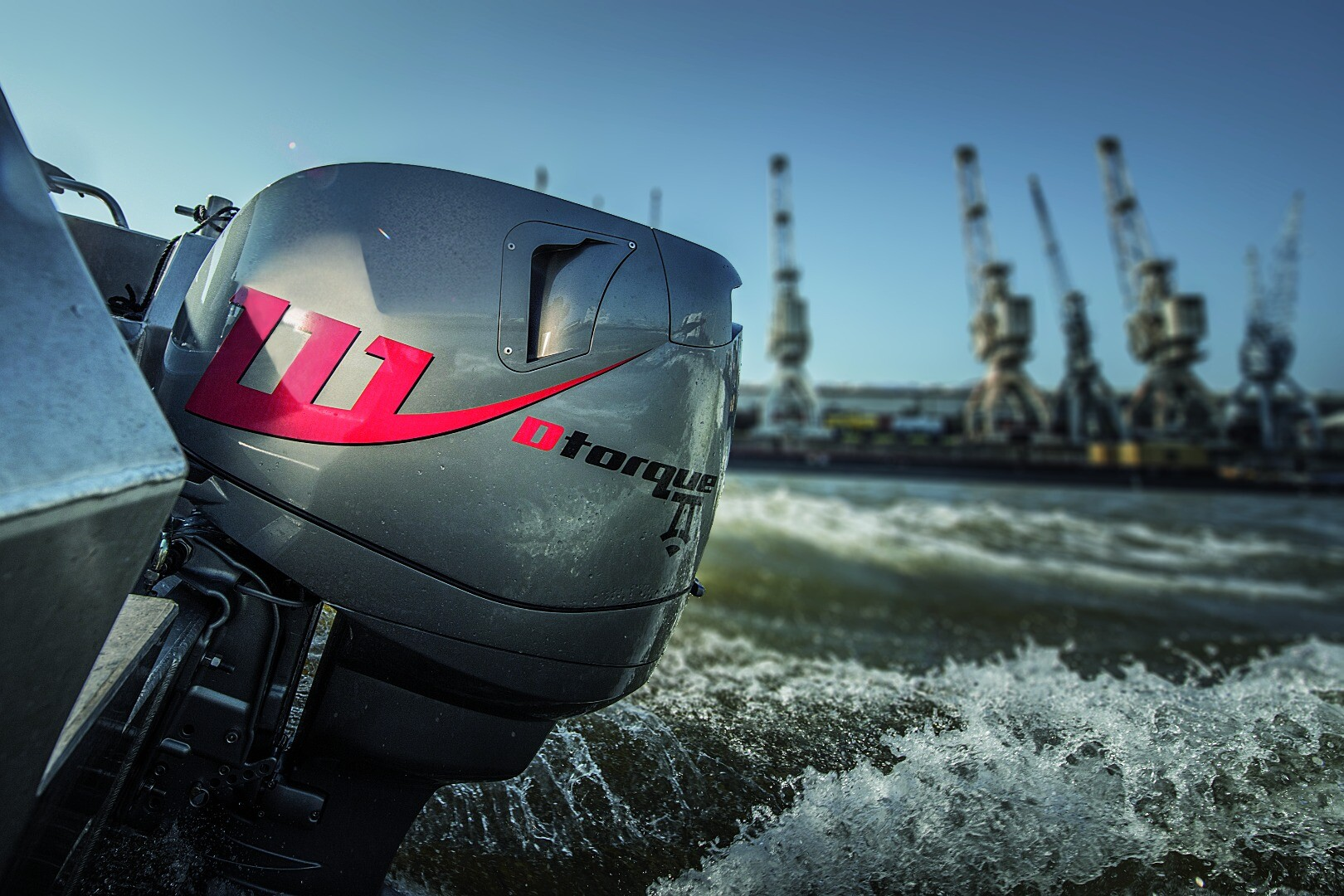 Volume production of the unconventional Yanmar Dtorque 111 twin-cylinder 50 hp turbo-diesel outboard engine has now begun and the benefits over traditional outboard motors seem overwhelming