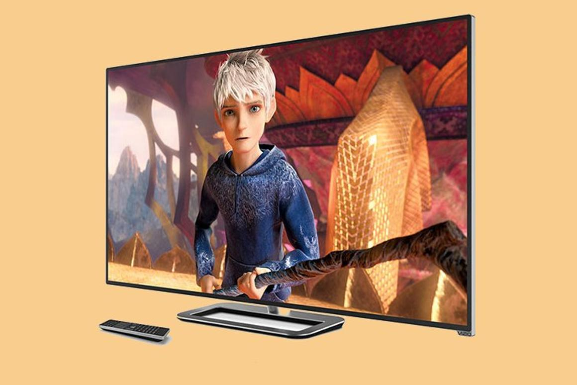 The Vizio 50-inch 4K television provides a high-quality photo-like image (Photo: Vizio)