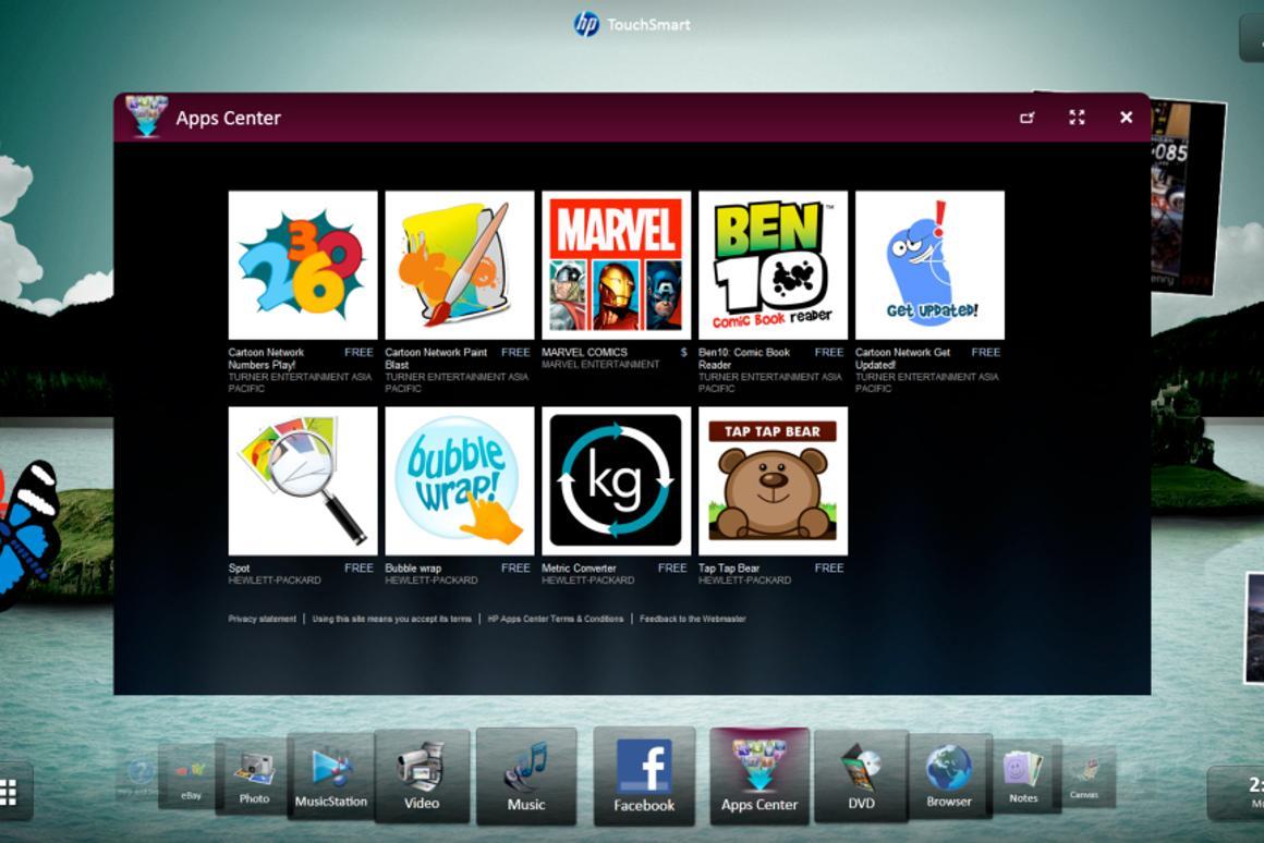 Review: HP TouchSmart 610-1030a desktop PC
