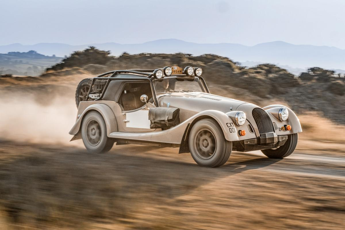 Morgan plans only eight Plus Four CX-Ts