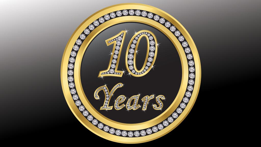 Gizmag is celebrating its 10th birthday (Image: Shutterstock)