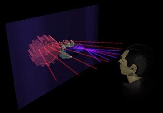 HoloVizio systemImage: holografika.com
