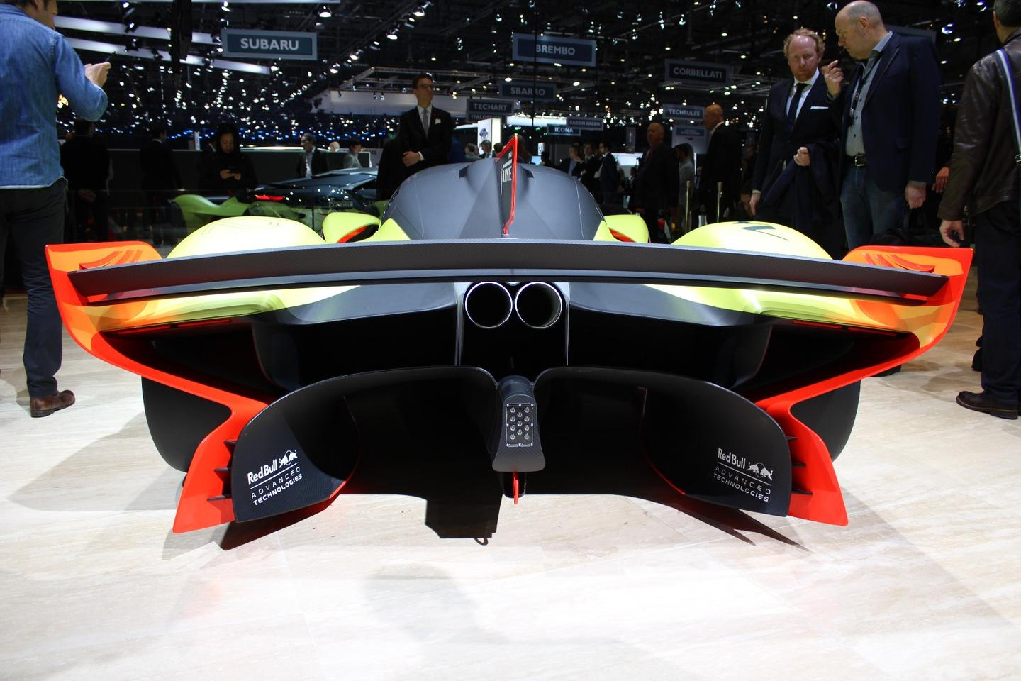 Aston Martin Debuts Track Only Valkyrie Amr Pro