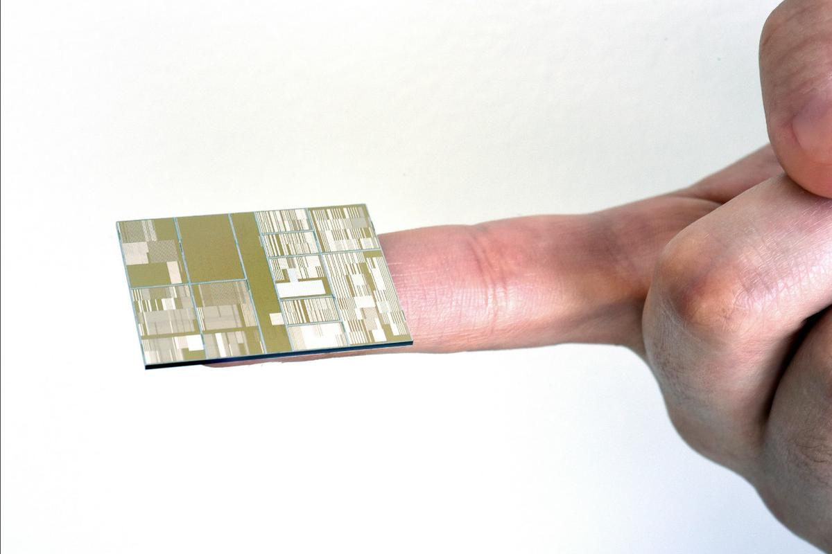 A new manufacturing technique has the potential to see a whopping 20 billion transistors packed into a chip the size of a fingernail