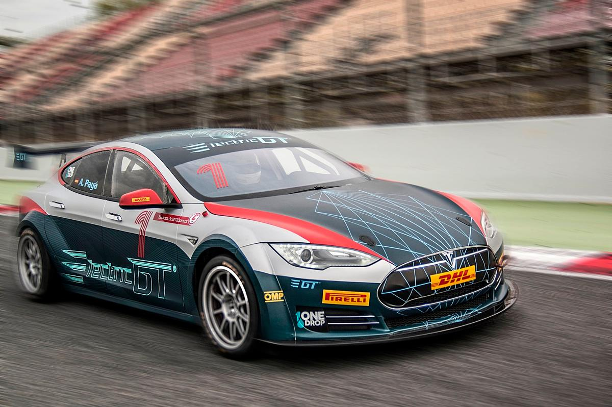 The inaugural Electric Production Car Series will get underway in Spain in November