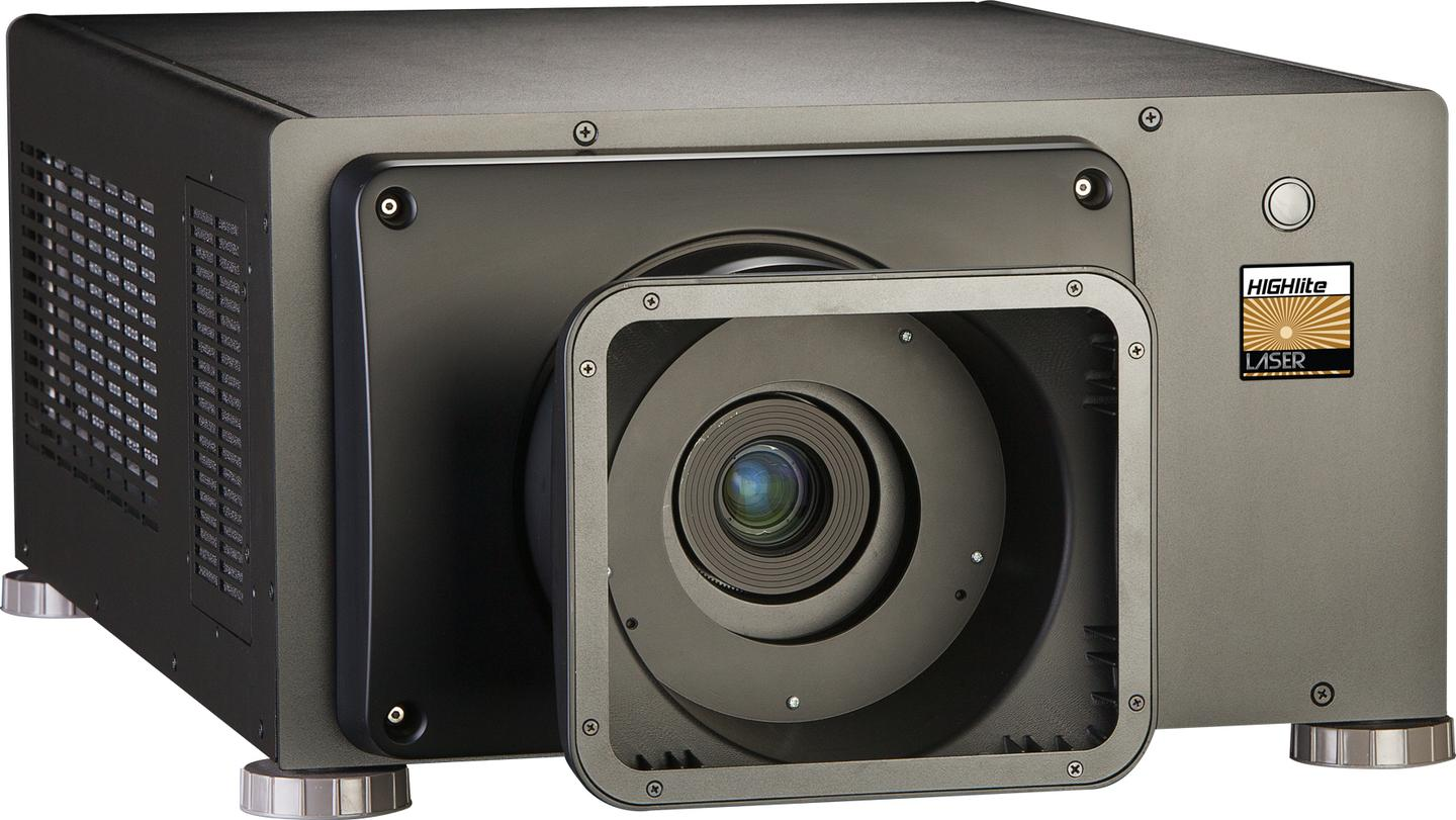 The HIGHlite LASER WUXGA 3D delivers 10,000 lumens from a stable solid state illumination system