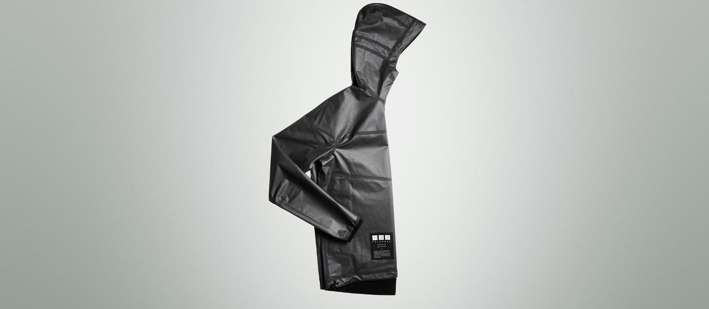 The Graphene Jacket: can fold
