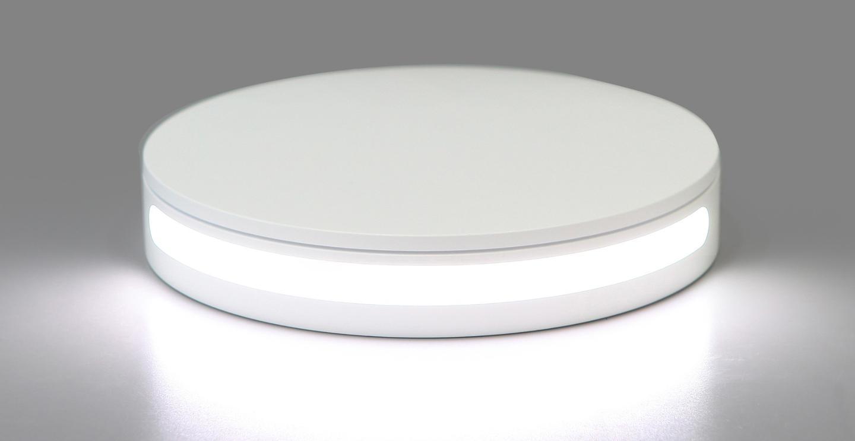 Foldio360 turntable automates 360 degree product shots