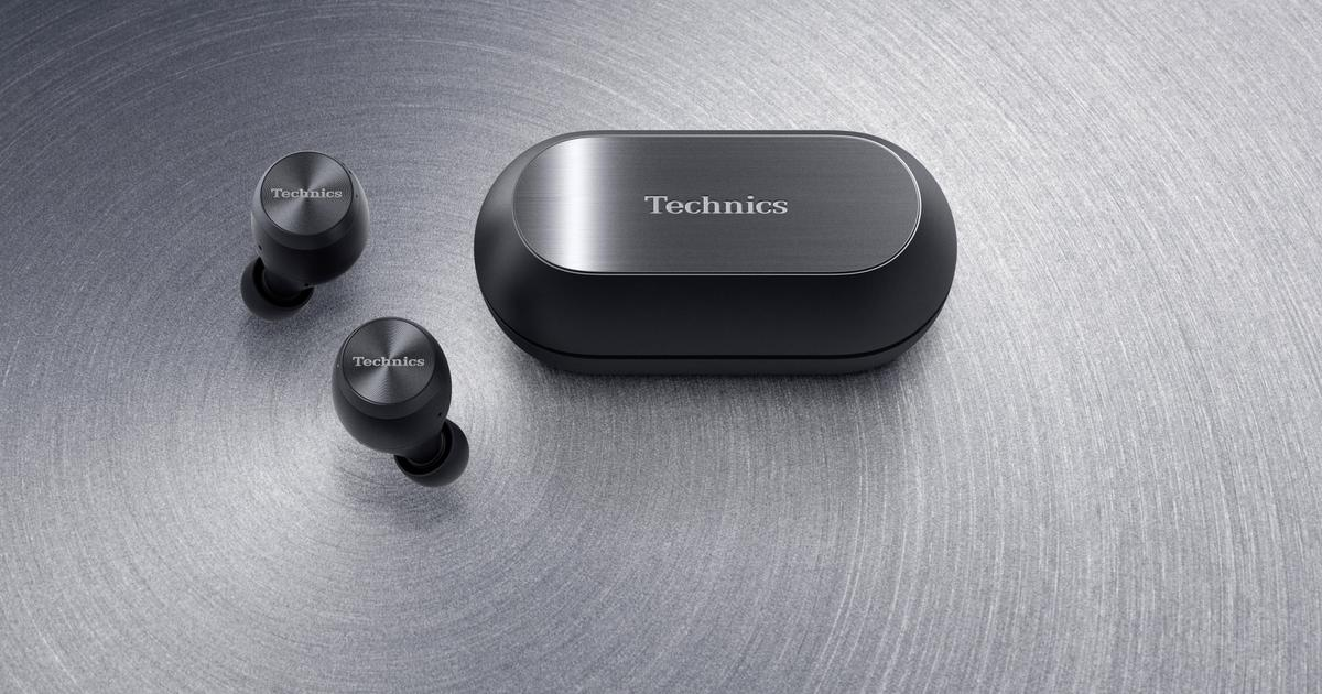 Technics spins out first noise-canceling true wireless earphones