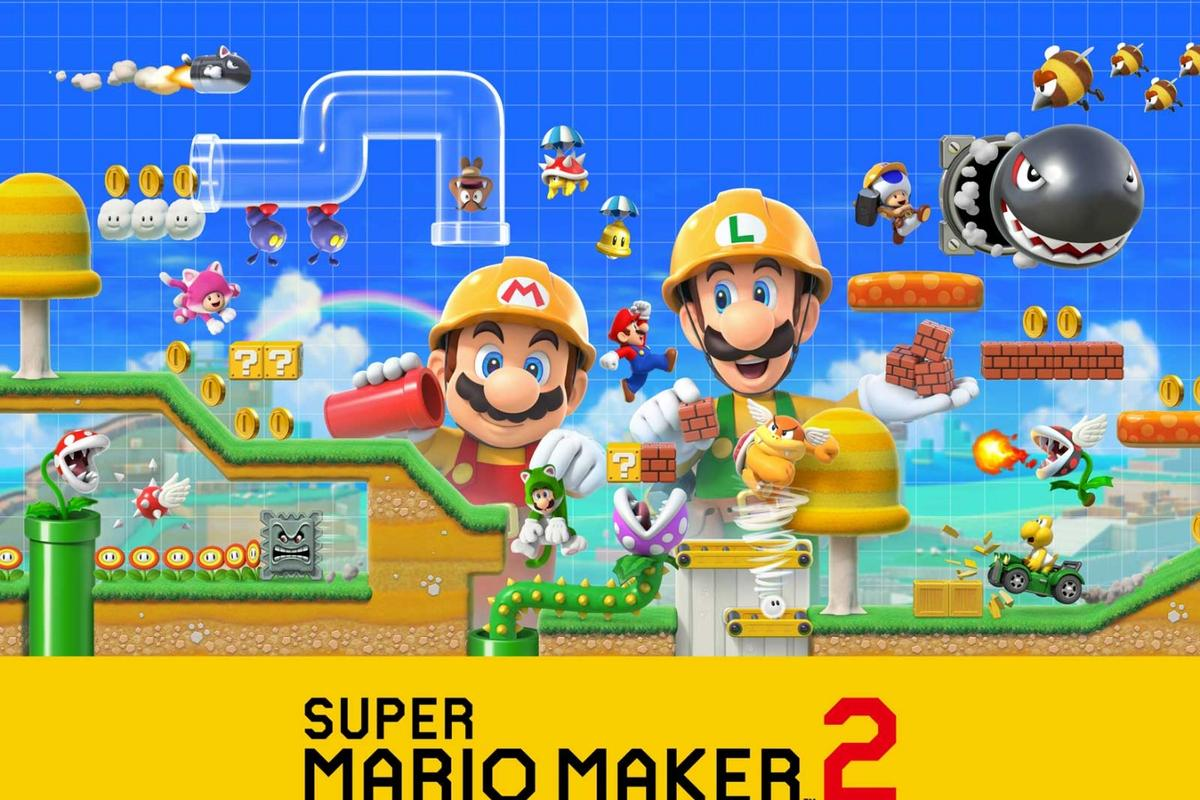 Nintendo has announced Super Mario Maker 2 for the Switch, and there might be a few interesting details hidden in the trailer and images