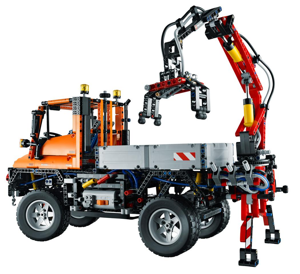 The US$255 LEGO Unimog U400