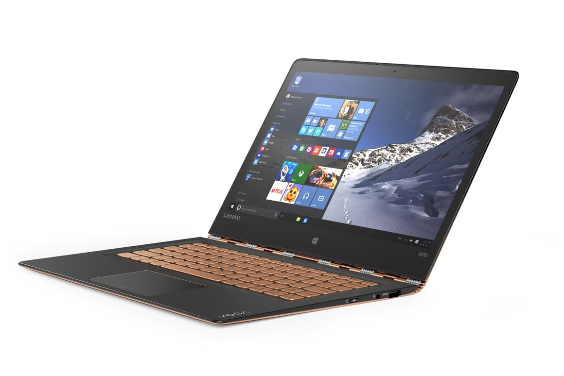 Can the Lenovo Yoga 900S hit the sweet spot between power and portability?