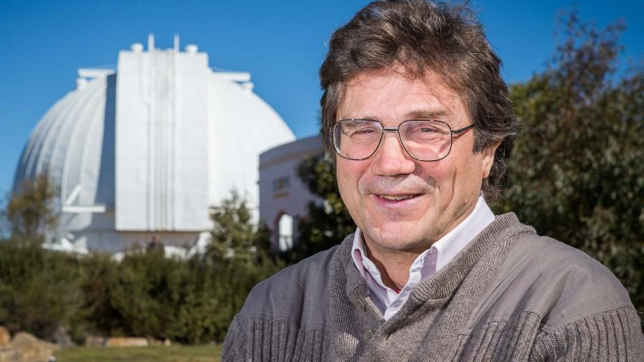 Associate Professor Charley Lineweaver from the ANU Planetary Science Institute