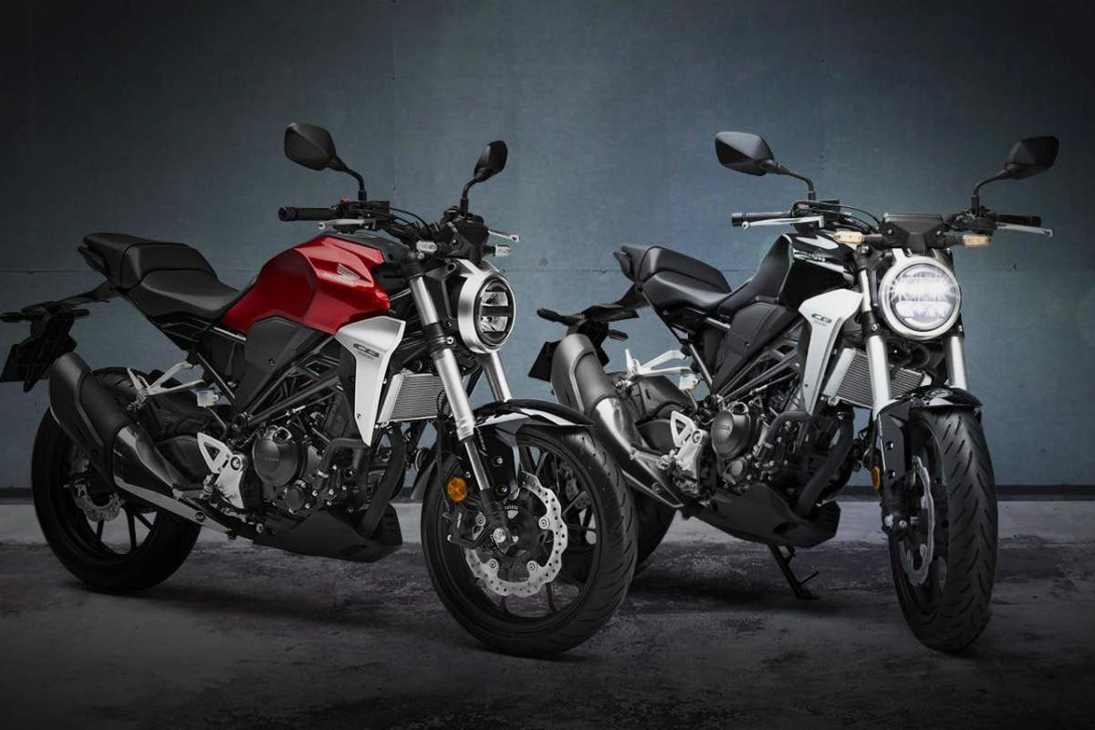 Honda puts a bit of style into its small-capacity streetbike line with the new CB300R
