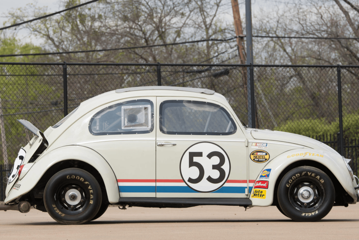 Herbie Goes to Auction Again - $128,700 for world's most