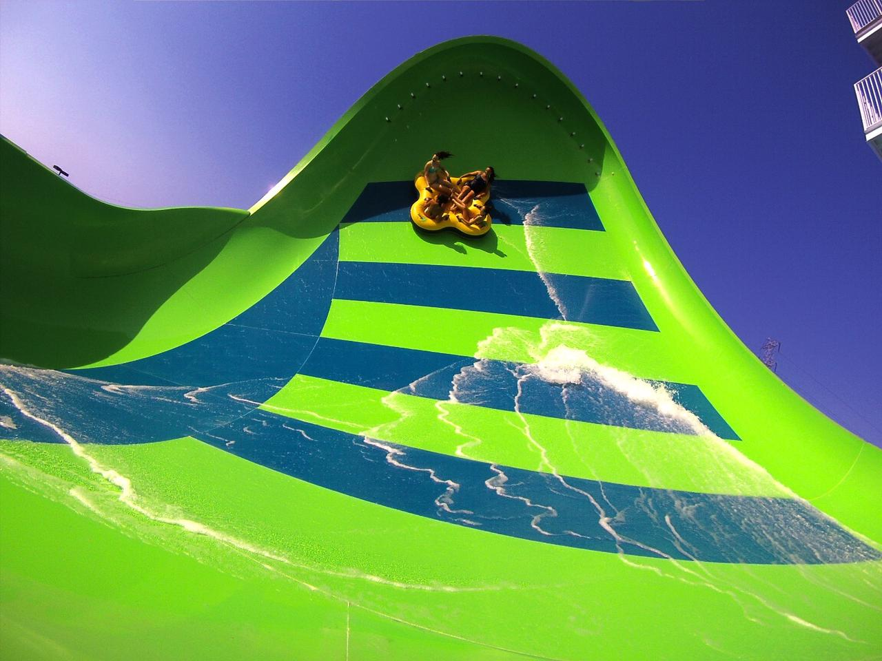 ProSlide has installed 47 of its TornadoWAVE rides at water parks around the world