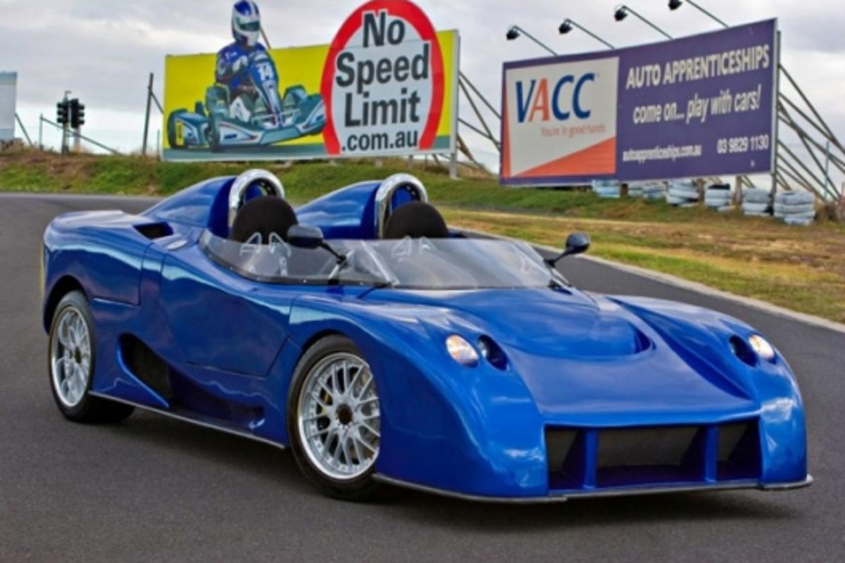 E-Vade Sportscar to make world debut