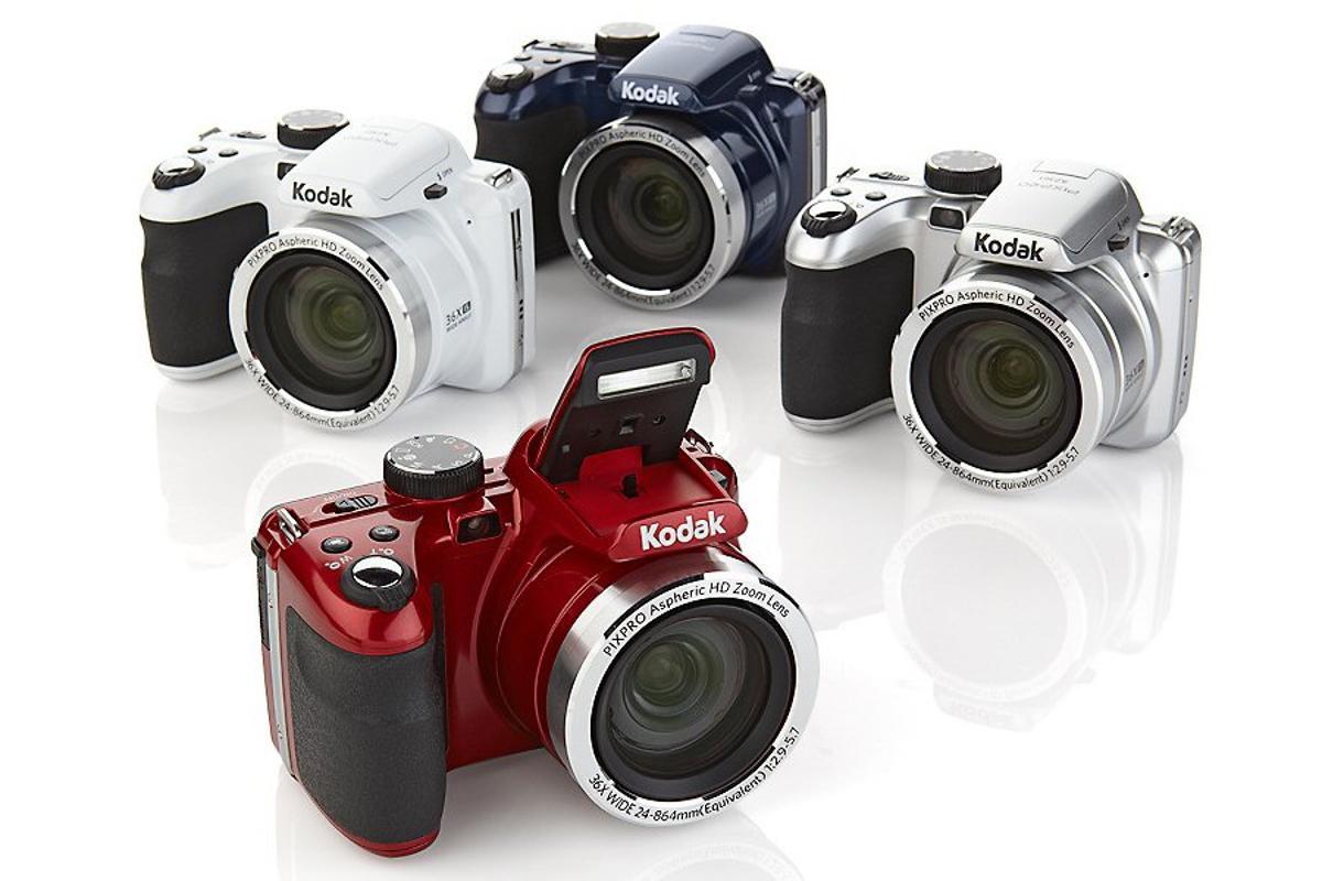 The newly-launched Kodak PIXPRO Astro Zoom AZ361 bridge camera